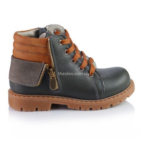 Ботинки для мальчиков 319 | Детская обувь 15,2 см оптом и дропшиппинг