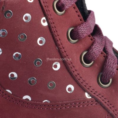 Ботинки для девочек 323 | фото 5
