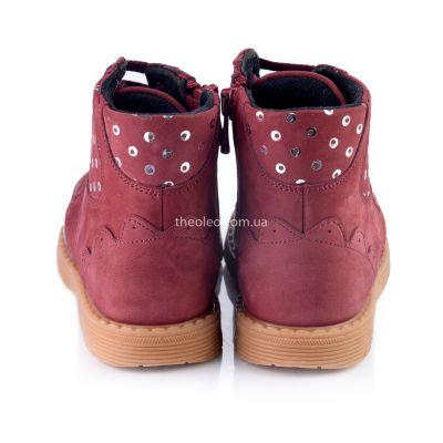 Ботинки для девочек 323 | фото 4