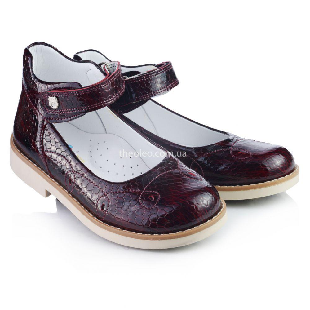 8e1736c32c40 Туфли для девочек 324  купить детскую обувь онлайн, цена 1140 грн ...