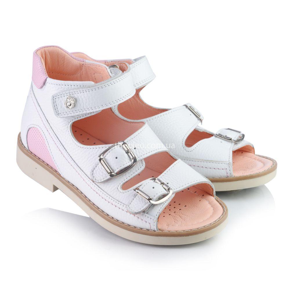 Босоніжки для дівчаток 329  купити дитяче взуття онлайн 878f7bcb602ef
