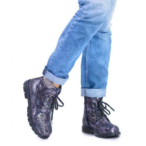 Зимние ботинки для девочек 335 | Детская обувь 20,7 см оптом и дропшиппинг