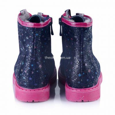 Зимние ботинки для девочек 339 | фото 3