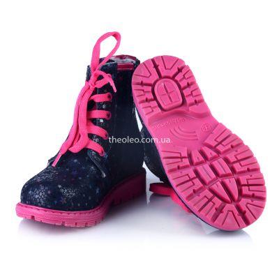 Зимние ботинки для девочек 339 | фото 5