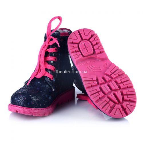 Зимние ботинки для девочек 847 | Модная детская обувь оптом и дропшиппинг