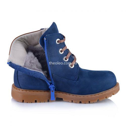 Зимові черевики для хлопчиків 340 | Дитяче взуття 18,8 см оптом та дропшиппінг