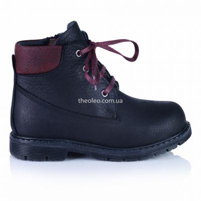 Зимние ботинки для мальчиков 349 | Распродажа зимней детской обуви
