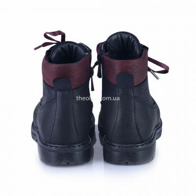 Зимние ботинки для мальчиков 349 | фото 3