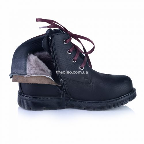 Зимові черевики для хлопчиків 347 | Дитяче взуття 18,8 см оптом та дропшиппінг