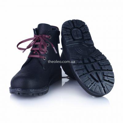 Зимние ботинки для мальчиков 349 | фото 5