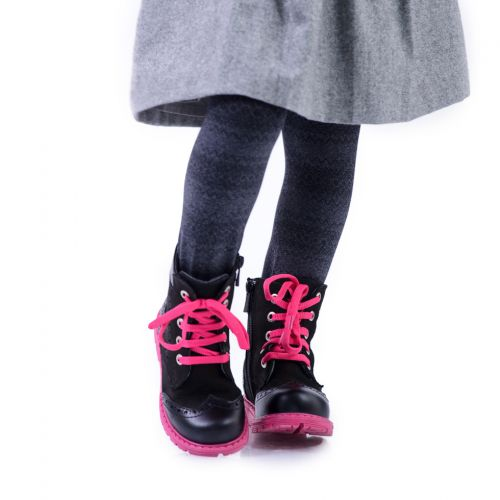Зимние ботинки для девочек 351 | Детская обувь 20,7 см оптом и дропшиппинг