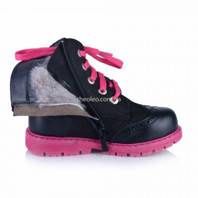 Зимние ботинки для девочек 358 | фото 2