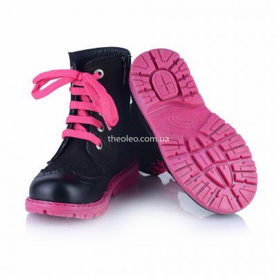 Зимние ботинки для девочек 358 | фото 5
