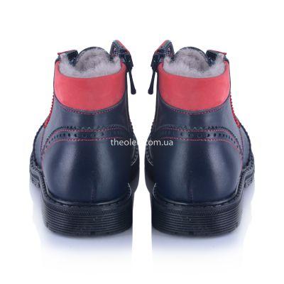Зимние ботинки 354 | фото 3