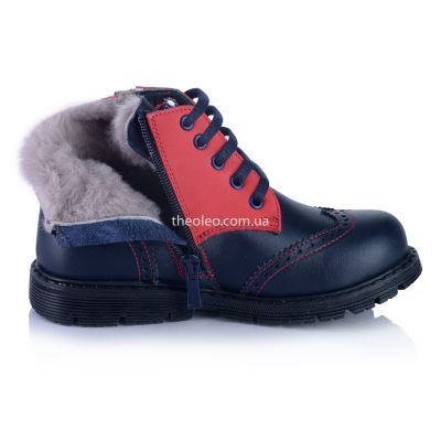 Зимние ботинки 354 | фото 2