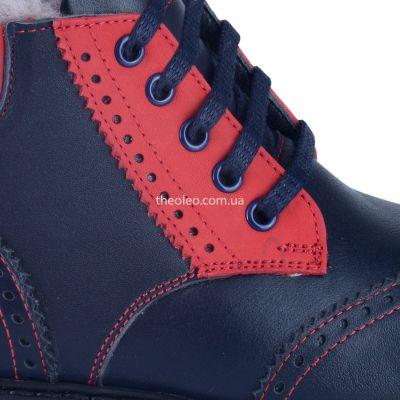 Зимние ботинки 354 | фото 4