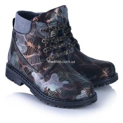 Зимние ботинки для девочек 357