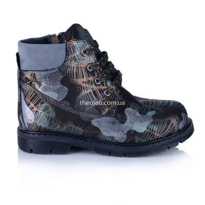 Зимние ботинки для девочек 357 | Зимние ботинки для девочек
