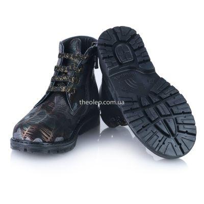 Зимние ботинки для девочек 357 | фото 5