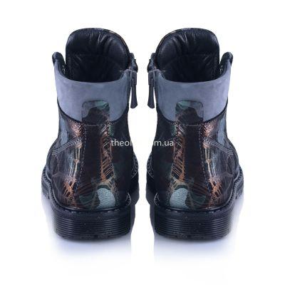 Зимние ботинки для девочек 357 | фото 3