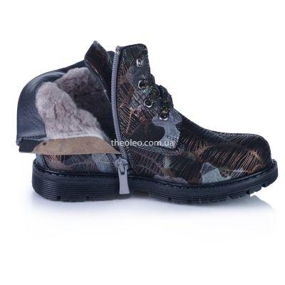 Зимние ботинки для девочек 357 | фото 2