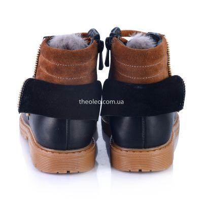 Зимние ботинки для мальчиков 361 | фото 3