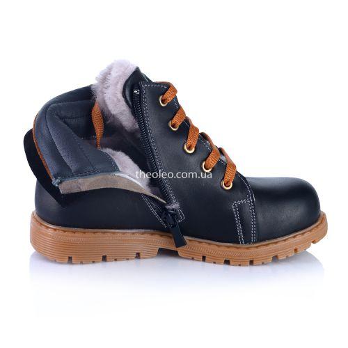Зимние ботинки для мальчиков 360 | Детская обувь 20,7 см оптом и дропшиппинг