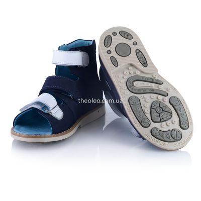 Ортопедические босоножки для мальчиков 366 | фото 5