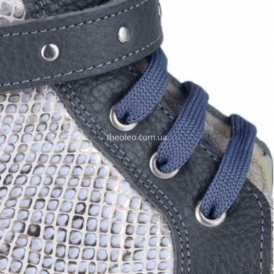 Ботинки для девочек 368 | фото 4