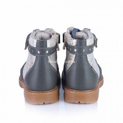 Ботинки для девочек 368 | фото 3