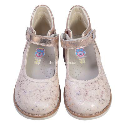 Туфли для девочек 383 | фото 2