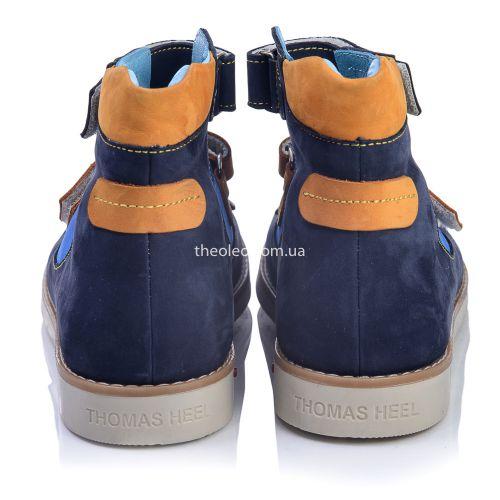Ортопедические босоножки для мальчиков 391 | Высокая детская обувь оптом и дропшиппинг