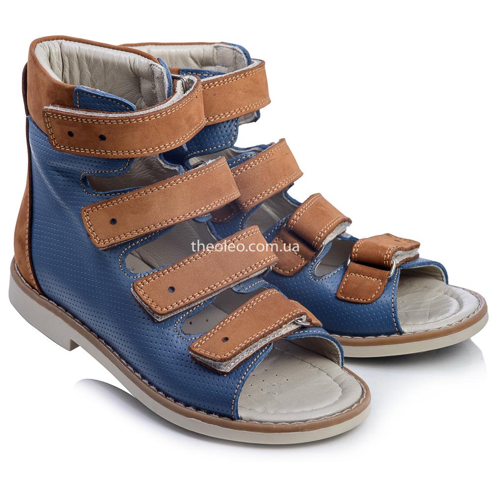 Ортопедичні босоніжки для хлопчиків 392  купити дитяче взуття онлайн ... fb1bfc2706493