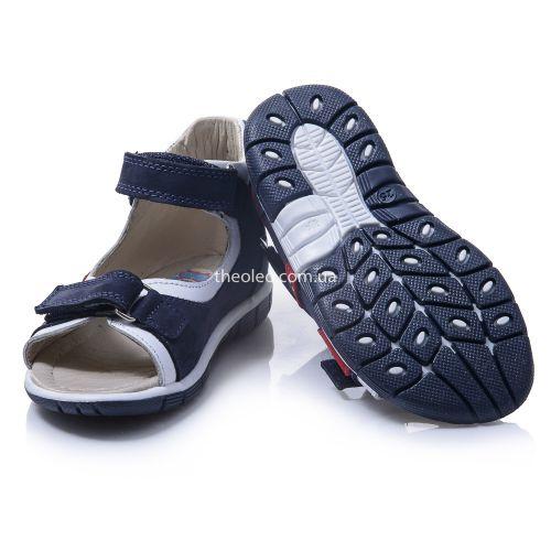 Босоножки для мальчиков 397 | Детская обувь 15,2 см оптом и дропшиппинг