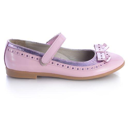 Туфли для девочек 401 | Детская обувь 23,1 см оптом и дропшиппинг