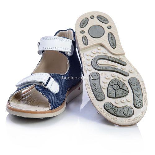 Босоножки для мальчиков 404   Текстильная детская обувь оптом и дропшиппинг