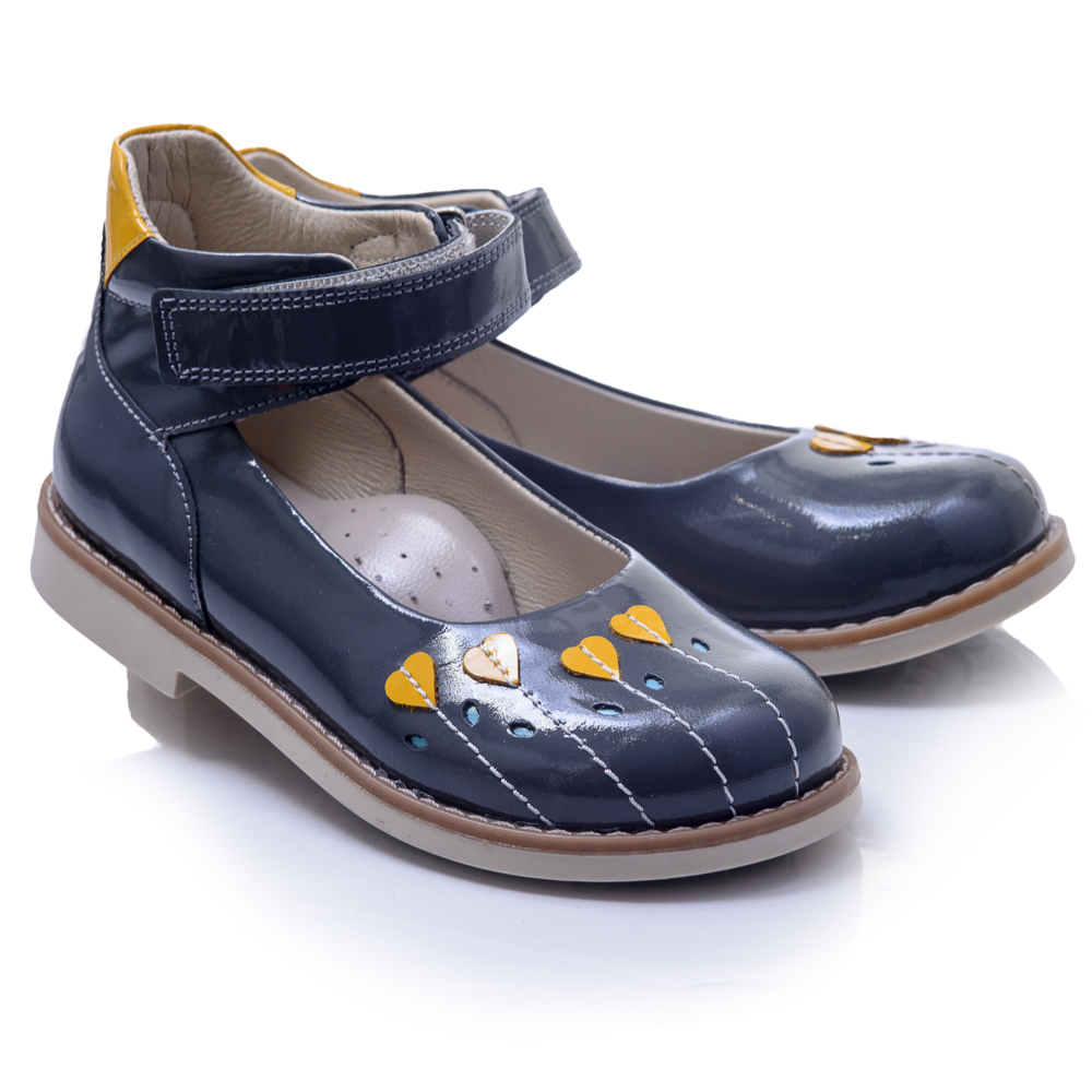 4fba64f29 Туфлі для дівчаток 408: купити дитяче взуття онлайн, ціна 1 120 грн ...