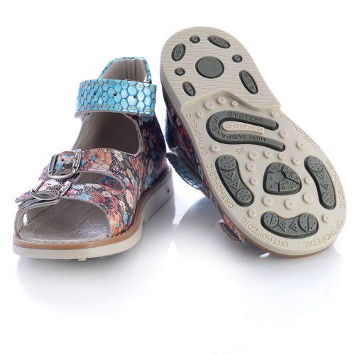 Босоножки для девочек 437 | Текстильная детская обувь оптом и дропшиппинг