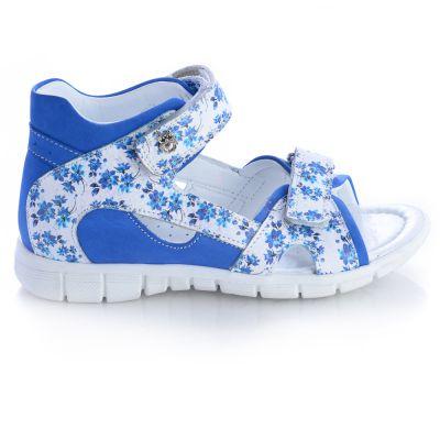 Босоножки для девочек 462 | Белая детская обувь 22 размер