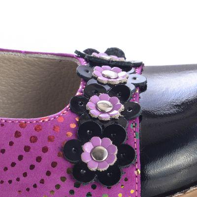 Туфли для девочек 464 | фото 4