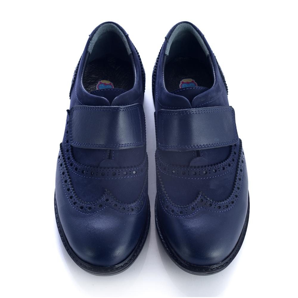 Шкіряні туфлі Theo Leo для хлопчиків