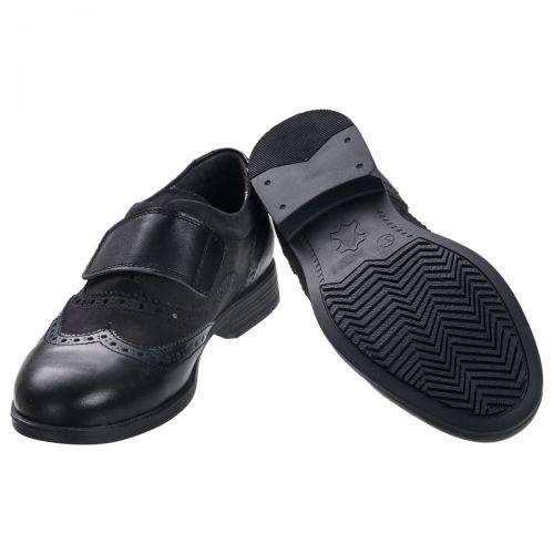 Туфли для мальчиков 488   Детская обувь 24 см оптом и дропшиппинг