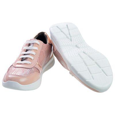 Кроссовки для девочек 491 | фото 4