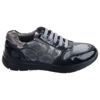 Кроссовки для девочек 492 | Бежевая осенняя детская обувь