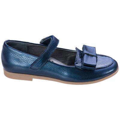 Туфли для девочек 529 | Обувь для девочек 24,5 см