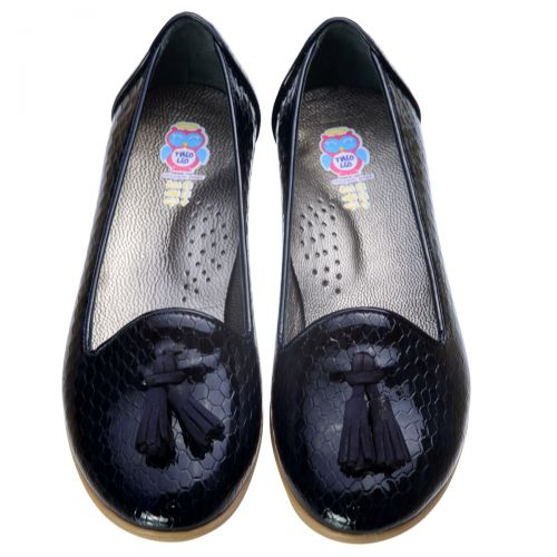 Туфли для девочек 543 | Детская обувь оптом и дропшиппинг