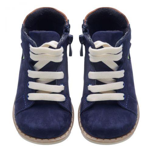Ботинки для мальчиков 548 | Детская обувь оптом и дропшиппинг