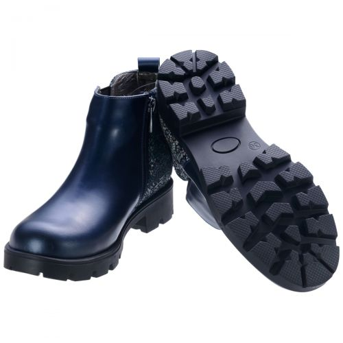 Ботинки для девочек 555 | Детская обувь оптом и дропшиппинг