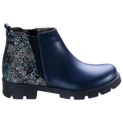Ботинки для девочек 555 | Модная детская обувь