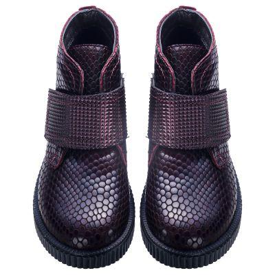 Ботинки для девочек 557 | фото 2